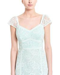 Nanette Lepore - Blue Firefly Dress - Lyst