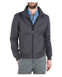 Napapijri | Gray Short Jacket for Men | Lyst