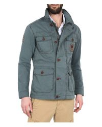 Napapijri | Multicolor Mid-length Jacket for Men | Lyst