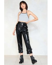 Nasty Gal - Gray Please Don't Crop The Music Top Please Don't Crop The Music Top - Lyst