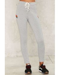 Camp Collection Gray Argonaut Thermal Joggers