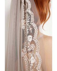 Needle & Thread Multicolor Marie Veil