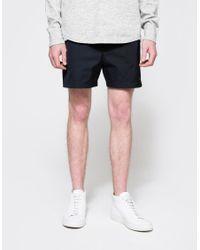 WOOD WOOD - Black Alex Shorts for Men - Lyst