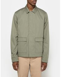 Need Supply Co. - Multicolor Tyge Gabardine In Dried Olive for Men - Lyst