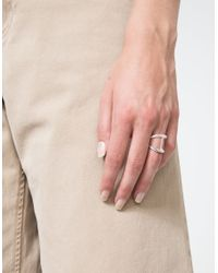Need Supply Co. - Multicolor Suspension Ring - Lyst