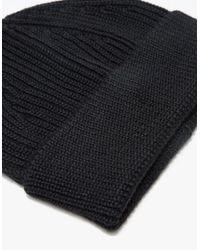 Need Supply Co. | Short Knitted Hat In Black for Men | Lyst