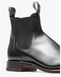 Need Supply Co. - Multicolor Classic Craftsman Black Yearling Boot for Men - Lyst