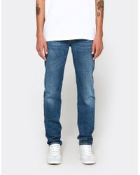 Acne | North In Mid Blue for Men | Lyst