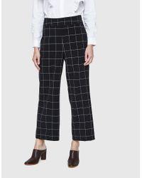 Just Female - Black Shari Pants - Lyst