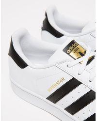 Adidas Multicolor 'superstar' Sneaker