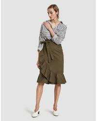 Farrow - Green Allen Skirt - Lyst