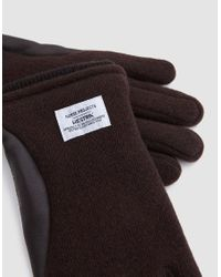 Norse Projects - Brown Norse X Hestra Svante Tobacco for Men - Lyst
