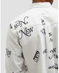 Soulland - White All Shirt for Men - Lyst