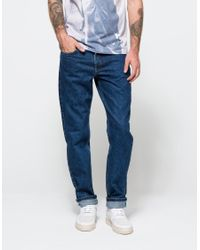 Soulland - Blue Erik In Indigo for Men - Lyst