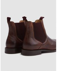 H by Hudson - Brown Wynford Calf for Men - Lyst