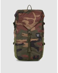 3615c7000 Lyst - Herschel Supply Co. Large Barlow Bag in Green for Men