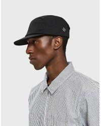 Larose Paris - Water Repellent 5-panel Cap In Black for Men - Lyst