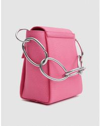 3.1 Phillip Lim - Pink Leigh Small Top Handle Crossbody Bag - Lyst