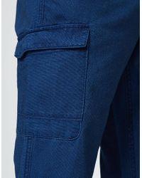 Native Youth - Blue Cromer Trouser In Indigo for Men - Lyst