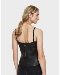 VEDA - Camisole In Black - Lyst