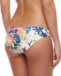Vitamin A - Multicolor Paloma Seamless Hipster Swim Bottom - Lyst