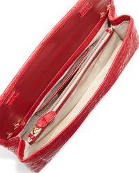 Nancy Gonzalez | Red Gotham Clutch Bag  | Lyst