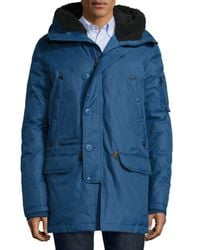 Spiewak | Green Tech N3-b Snorkel Hooded Coat for Men | Lyst