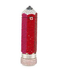 Judith Leiber Couture | Red Number 2 Crystal Pencil Pillbox | Lyst