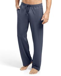 Hanro | Blue Harrison Solid Lounge Pants for Men | Lyst