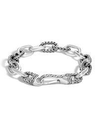 John Hardy   Metallic Men's Classic Chain Link Bracelet for Men   Lyst