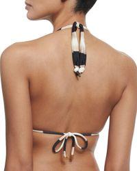 ViX - Multicolor Bia Tie-dye Printed Bikini Top - Lyst
