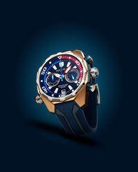 Brera Orologi Blue Prodiver Watch for men