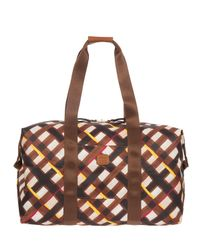Bric's   Brown Pastello Carry-on Duffel   Lyst