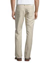 AG Jeans | Blue Graduate Sulfur Linen/cotton Jeans for Men | Lyst