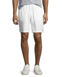 Fred Perry | White Performance Tennis Shorts for Men | Lyst
