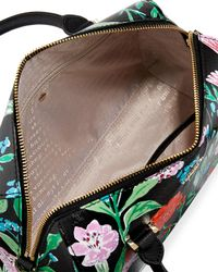 kate spade new york | Black Cameron Street Jardin Large Lane Dome Bag | Lyst