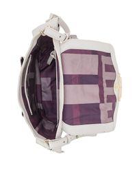 Kooba | Purple Ranger Leather Shoulder Bag | Lyst