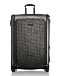 Tumi - Metallic Tegra-lite Max Black Graphite Large-trip Expandable Packing Case - Lyst