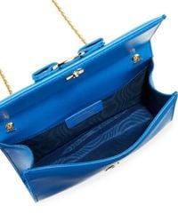 Nancy Gonzalez | Crocodile Large Structured Top-handle Bag | Lyst