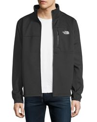 The North Face Black Apex Risor Jacket for men
