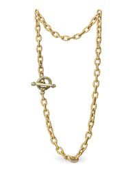 "Jay Strongwater | Metallic ""jeanne"" Necklace 