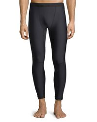 2xist - Black Military Sport Performance Tights for Men - Lyst