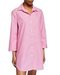 Cosabella Pink Pajama Party Sleepshirt