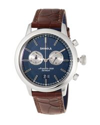 Shinola - Multicolor Great Americans Series: The Jackie Robinson Limited Edition Bedrock 42mm Watch for Men - Lyst