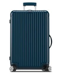 """Rimowa - Salsa Deluxe Electronic Tag Yachting Blue 29"""" Multiwheel - Lyst"""