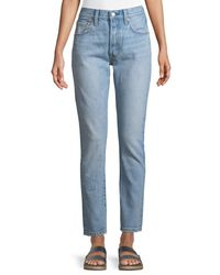 Levi's Premium Blue 501 Lovefool High-rise Skinny Jeans