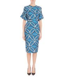 Aquarius BR Charcoal Seamless Rib Band Tube Dress