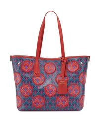 Liberty - Blue Little Marlborough Polka-dot Iphis Tote Bag - Lyst