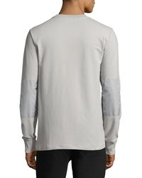 2xist - Gray Modern Classic Sweatshirt for Men - Lyst