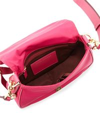 Marc Jacobs | Multicolor Trooper Nomad Small Nylon Saddle Bag | Lyst